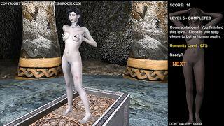 3D Game - Christies Room Dead Elena Sex [flash]