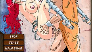 CARTOON BDSM PORN GAME [flash]