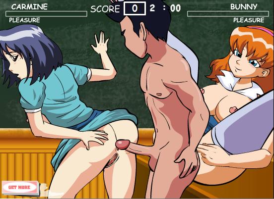 porn school game