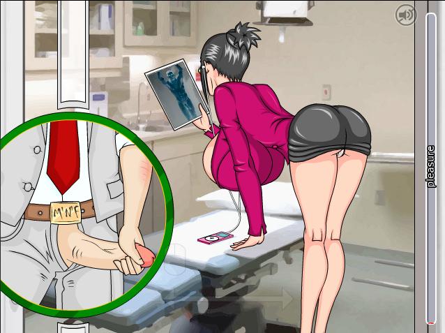 nurse porn game