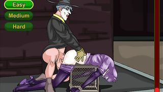Parody Sex Game - Joker Fucked Cat Woman [flash]