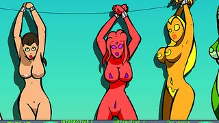 Cartoon Sex Game - Agent 69 in porn part 2 [flash]