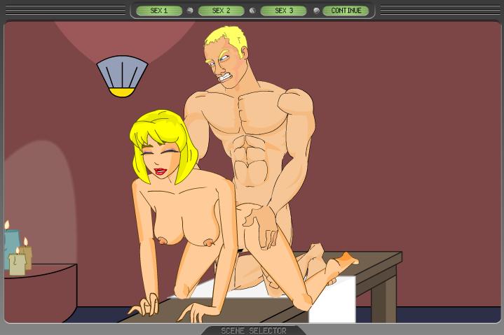Порно игра агент 69