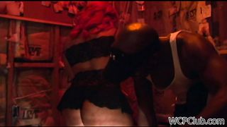 WCP CLUB - Ebony, Blowjob, Booty: Sex slave honey just wants to suck cock