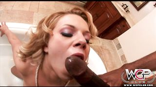 WCP CLUB - White Housewife Dreams of BBC Anal Sex - HD