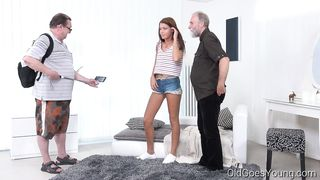 Old Goes Young  - Sofia Like Loves Old Cocks HD [1080]