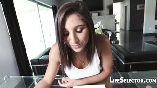 Life Selector - A day with Abella Danger - Abella Danger