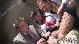 Life Selector - Naughty College: BadAss Chicks