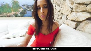 Sis Love Me - Brother In Your Butt - Ashley Adams - HD
