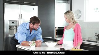 Family Strokes - Playing Hooky For Some Tushy - Emma Hix - HD