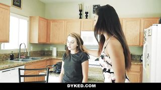 Dyked - Breaking Up And Diving In - Karlie Brooks and Luzbel - [720p] HD