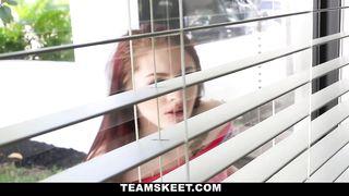 Teen Pies - Kandi Coated Cream Pie - Kandi Quinn - [720p] HD
