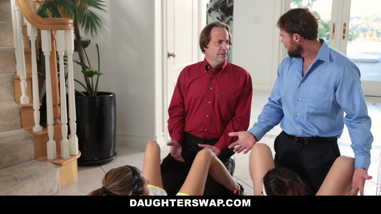 Daughter Swap The Stretch And Swap Pt 2 Audrey Royal And Kara Faux 720p Hd By Porn Fpo Xxx