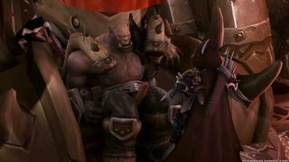World Of Warcraft XXX SFM 3D PORN HD [720p]
