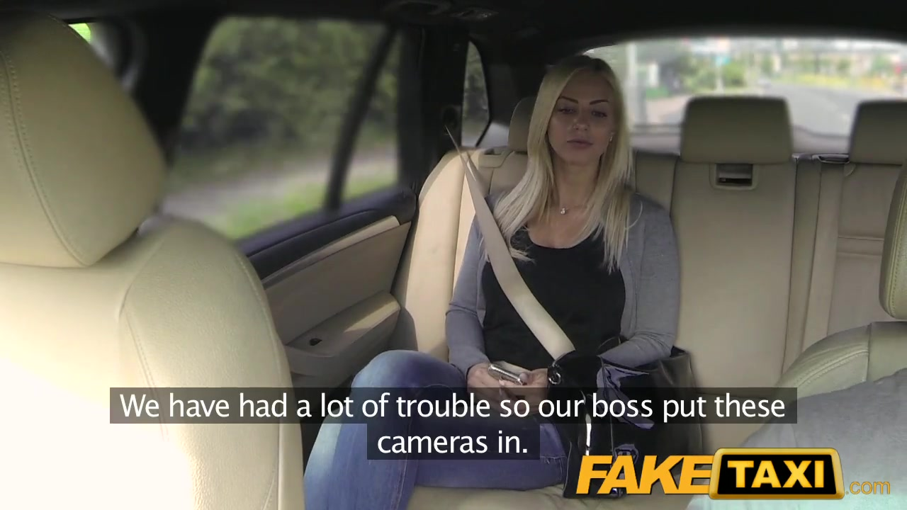 Fake Taxi Czech Big Tits