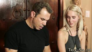 Massage porn video