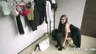 Life Selector - Sexy Euro Teen In hardcore POV porn action - Tina HD [720p]