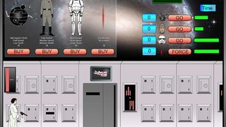 Porn Game - Princess Leia VS Fuck Imperium (Star Wars XXX Game) [flash]
