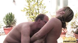 German mature from Swinger Party 2017
