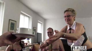 German Swingers Sex Video