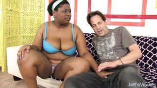 BBW Ebony Sex