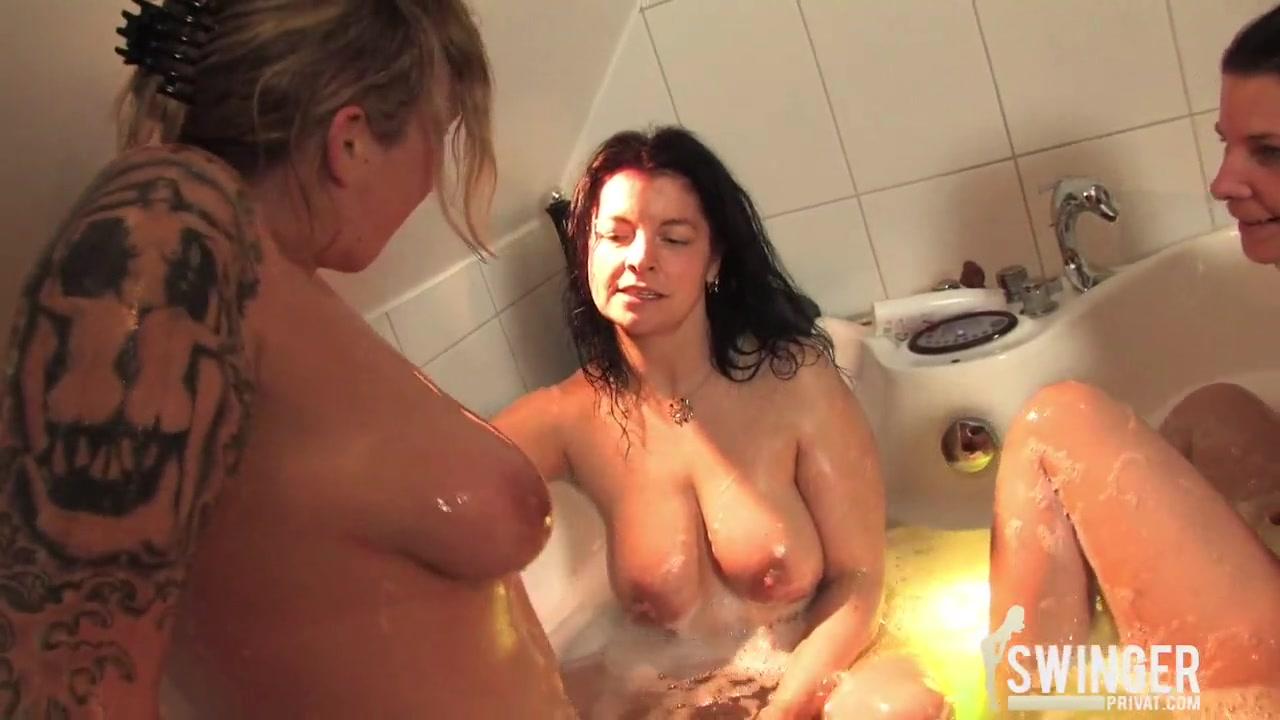 Natural huge boob lesbians