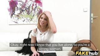 Fake Hub - Chrissy Fox Porn casting