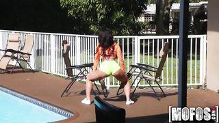 Twerking Teen Babe XXX Porn