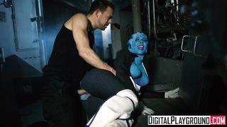 Mass Effect XXX Parody (ass effect)