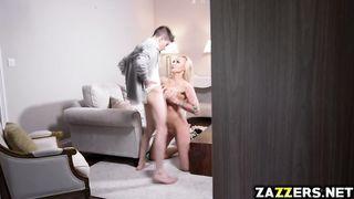 Brazzers - Step mom Kayla Green blowjob Jordi El Nino Pollas huge cock - HD