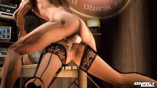 3D Porn Elizabeth Bioshock Infinite SFM HD