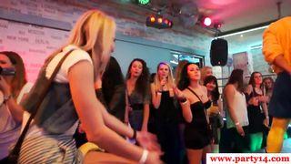 Party bachelorette deepthroating BBC