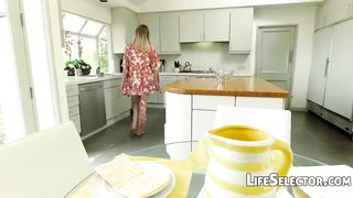 Life Selector - All My Wives - You, Lily Love and Britney Amber - HD