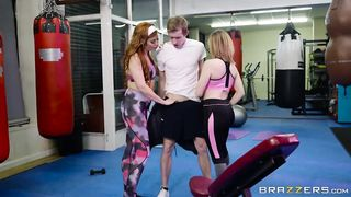 Brazzers - Two Milfs Need Some Deep Dicking