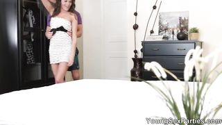 Young Sex Parties - Tori Hendrix Double Penetration - HD 720p