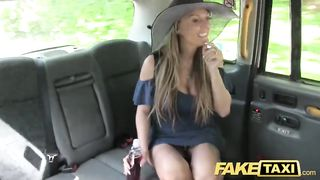 Fake Taxi - Long legs tattoos and great tits - Antonia Deona