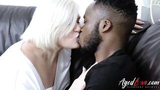 AgedLovE Lacey Starr XXL Size Granny Hardcore Sex