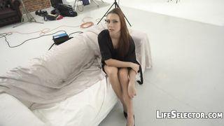 Life Selector - Hot Red Head in Sex Action - Ornella Morgan