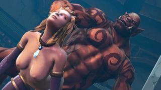 SFM World Of Warcraft