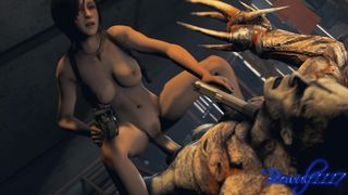 Resident Evil SFM Ada have sex with Turant
