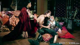 Brazzers - Game Of Thrones 3 XXX Parody