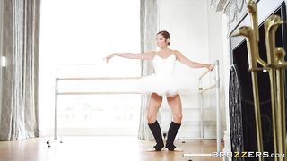 Brazzers - The Anal Ballet - Clea Gaultier