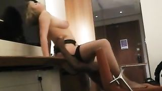 Mature Milf get her Fantasy and Hubby Films