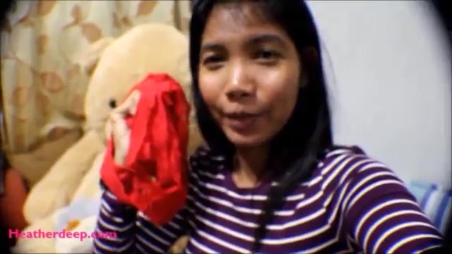 Thai teen blowjob
