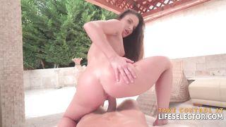 Anita Bellini - Petite Girl and a Big Dick