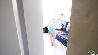 Katie Banks - Panty Raid Dad Fucker