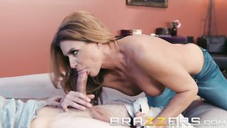 Brazzers - Naughty mommy India Summer knows how to cheer people up