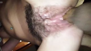 New Bull for Wife Creampie