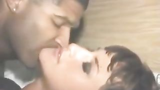 Hot wife with huge black cock