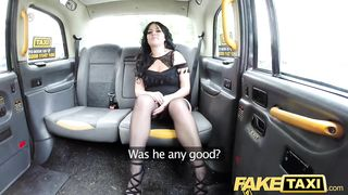 Fake Taxi Cabbie gives cock hungry minx a good hard fucking